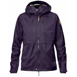 Bilde av Fjällräven Keb Eco-Shell W`s  Jacket Purple