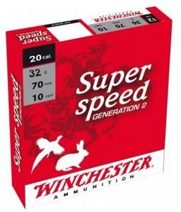 Bilde av Winchester SuperSpeed 20/70 32g 10pk